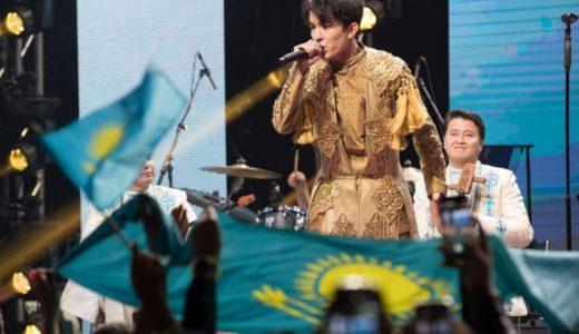2018年11月 ロンドンソロコンサートレポート Kazakh singer Dimash Qudaibergen performs first solo concert in London