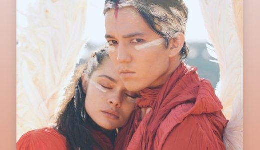 ディマシュ「疲れた白鳥の愛」ビデオ撮影inスペイン dimash