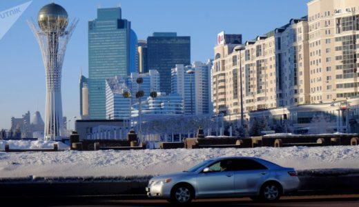 カザフスタンは首都の名称をアスタナからヌルスルタンに変更