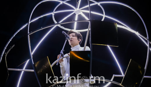 dimash ARNAU 無事帰国たくさんのパワーをもらってきました I have received a lot of power