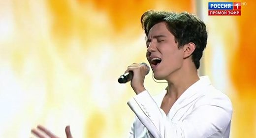 dimash NEW WAVE 最終日 KNOW Dimash sang