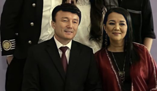 ディマシュ カザフ独立記念日の番組 ELIM MENIŃ(わが祖国)