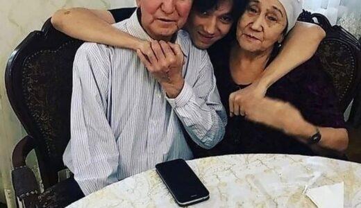 ディマシュ おじいちゃんお誕生日おめでとう