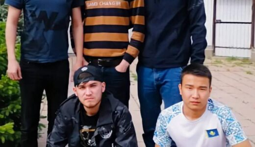 カザフ人はみんな背が高いのか?